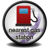 Near Me Gas Station Icon